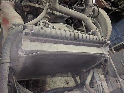 Intercooler - Removed From Ford Iveco 75-E-17