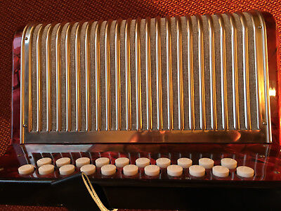 Hohner Corso,Melodeon C/F,Made in Germany,Button Accordion,akkordeon, Neu!!