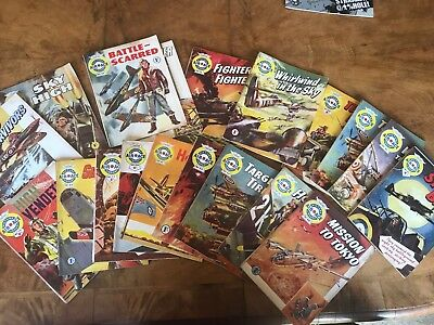 Air Ace Picture Library x19 Issues