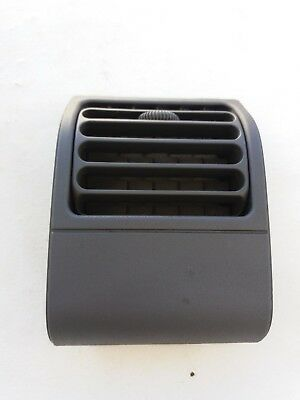 Peugeot 205 Air Duct Dash Board Vent GREY RIGHT