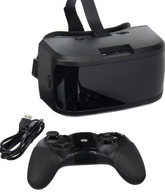 Damson Auravisor Virtual Reality Headset All in one Head Set WireFree Untethered