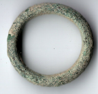 Ancient Celtic Ring Money 800-500Bc  / Ancient Proto Money /collectible #5