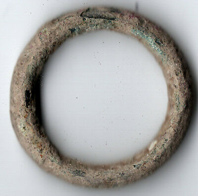 Ancient Celtic Ring Money 800-500Bc  / Ancient Proto Money /collectible #17