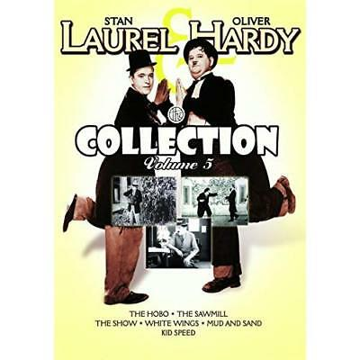Laurel And Hardy Collection - Vol. 5 [DVD] DVD