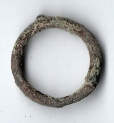 Ancient Celtic Ring Money 800-500Bc  / Ancient Proto Money /Collectible #53