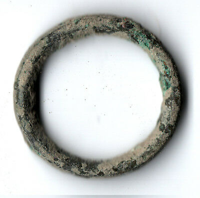 Ancient Celtic Ring Money 800-500Bc  / Ancient Proto Money /Collectible #73