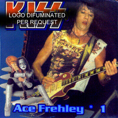 ACE FREHLEY *DEMOS CD-1 Peter Frampton Frehleys Comet Tesla Ratt Quiet Riot KISS