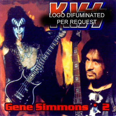 GENE SIMMONS *DEMOS CD-2 Doro King Kobra Cheap Trick The Plasmatics Dokken KISS