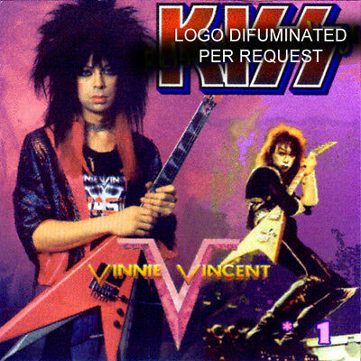 VINNIE VINCENT *DEMOS CD-1 Journey Britny Fox Bulletboys XYZ Kix GLAM METAL KISS