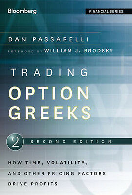 Trading Options Greeks by Dan Passarelli, William J. Brodsky: Ho - (Only eBooks)