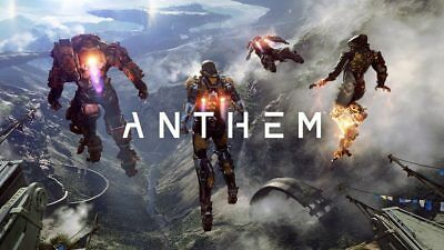 Anthem VIP Demo Access Code [PS4, XBOX, PC] [Worldwide]