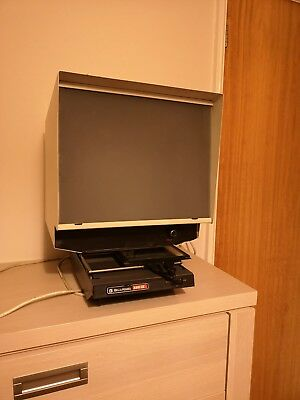 Bell & Howell ABR IV Microfiche Viewer