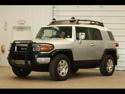2007 FJ Cruiser 4WD AT LOW MILE FJ*4X4*JUST SERVICED & INSPECTED*WARRANTY*$18995/OFFER!
