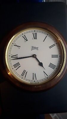 Wall clock. Antique style.
