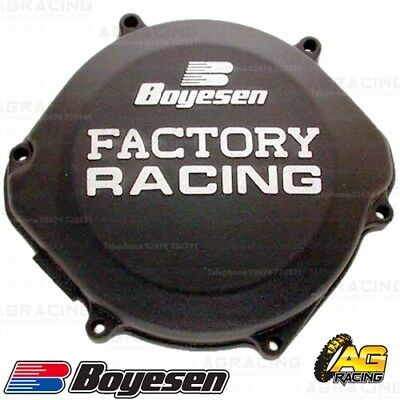 Boyesen Factory Racing Clutch Black Cover For Honda CR 250 500 1987-2001
