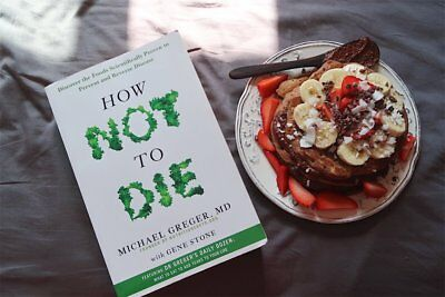 The How Not to Die Cookbook : 100+ Recipes to Help Prevent and Reverse PDF B00k