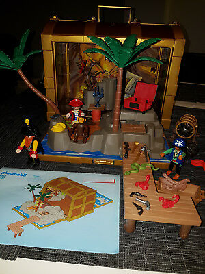 Playmobil Piraten Schatztruhe 4432 Pirateninsel