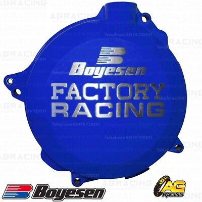 Boyesen Factory Racing Blue Clutch Cover For KTM EXC SX 125-200 Husqvarna TE