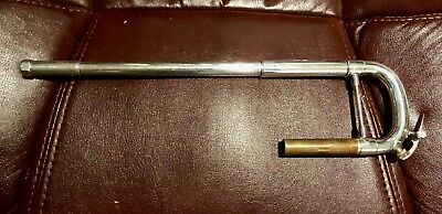 Vincent Bach 43S Leadpipe and Tuning Slide for C Trumpet