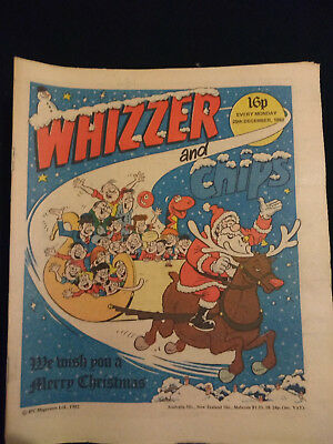 Whizzer and Chips comics - 1982 - 22 issues