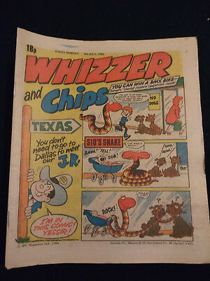 Whizzer and Chips comics - 1983 - 28 issues