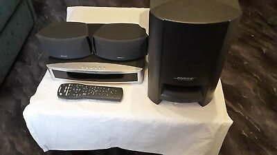 Bose  3 . 2. 1 Series II DVD Home Entertainmentsystem in OVP