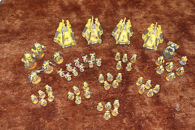 Imperial Fists Armee - Pro Painted! - Space Marines - Warhammer 40.000 (40k)