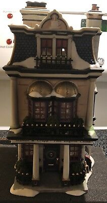 Dept 56 Dickens Village Series Teaman And Crupp China Shop Department 56