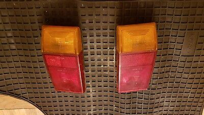 Fiesta Mk1 genuine ford rear lights pair of very rare supersport xr2  ghia