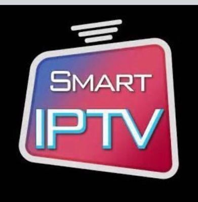 Abonnement IPTV Full HD, Android IOS Smart TV, Smartphone, PC, Enigm 12mois
