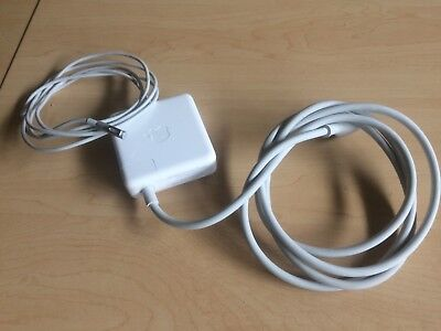 Genuine Apple 85W MagSafe Power Charger/Adapter A1343 w/ Ext Cord MacBook Pro