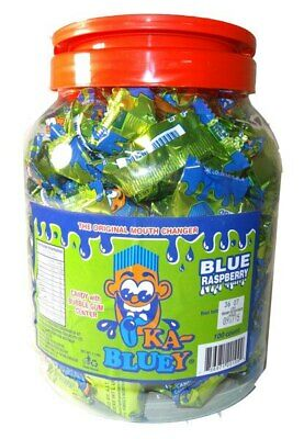 Ka-Bluey Candy with Bubble Gum Centres (100 piece tub)