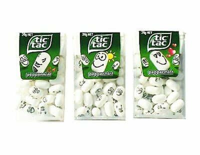 Tic Tac - Peppermint (24g x 24 pack)