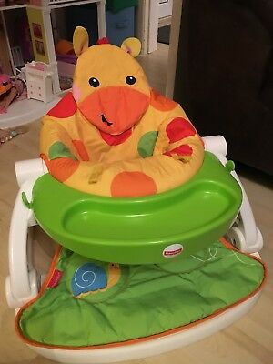 Fp Giraffe Sit Me Up Floor Seat Other Sitme Fisherprice Buy One Give One