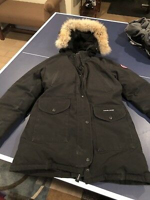 5182b466cf5 CANADA GOOSE TRILLIUM Parka Women's Red Size Large Down GREAT ...