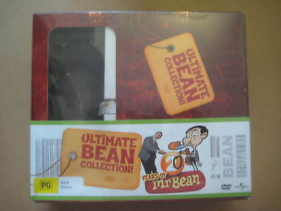 Ultimate Bean Collection - 20 Years Of Mr Bean AUSSIE 6 x DVD 2010 BOX SET - NEW