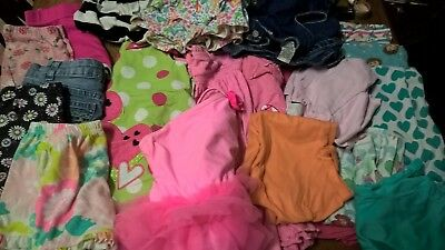 girls clothing lot 4T - 20 Items