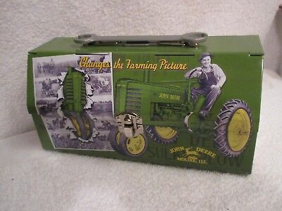 John Deere lunch box collectible lot S