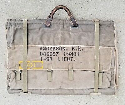 USMC Garment Bag 1944 WWII Issue