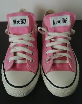 Converse Chuck Taylor All Star Low Top Sneakers Pink- Unisex. 6.5M. 8.5W