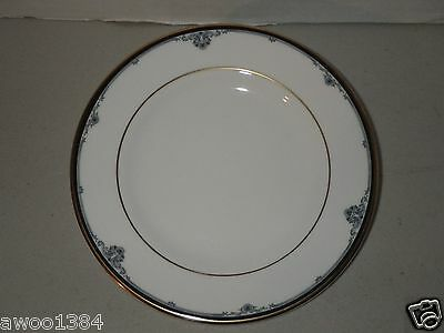 ROYAL DOULTON  Princeton English Fine Bone China Bread Plate ~ 1985 ~ H 5098