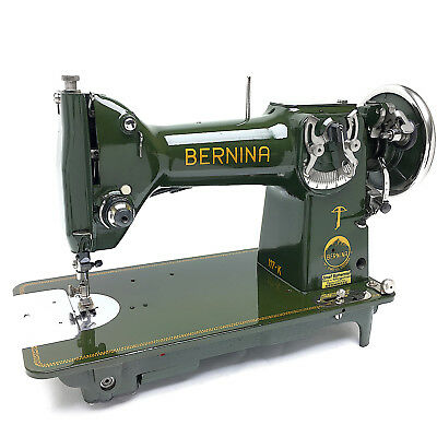 BERNINA KL 117K Heavy Duty Zig Zag Sewing Machine Restored & Serviced by 3FTERS