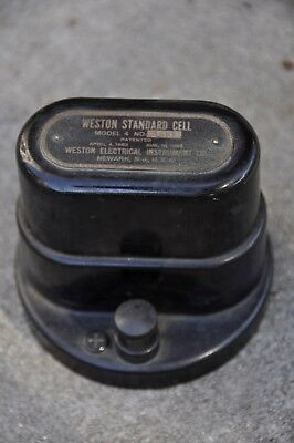 Weston Electrical Instrument Co. Standard Cell