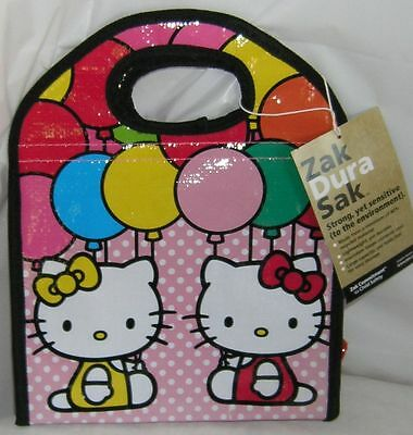Hello Kitty Lunch Sack Insulated NICE VALENTINE GIFT FREE USA SHIPPING