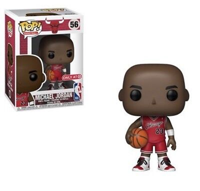 Funko Pop! Michael Jordan *Target Exclusive* #23 Bulls NBA Preorder