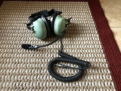 David Clark H8542 Pro-Audio Headset Dual Ear, Behind-The-Head Style