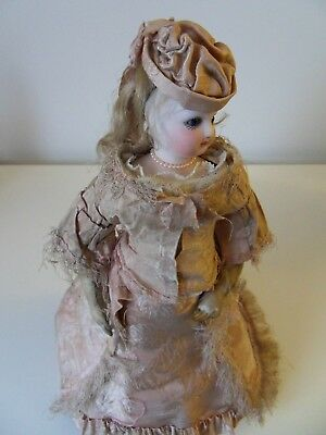 FURTHER PRICE DROP Antique Early French Fashion Doll All Original Clothes OFFERS