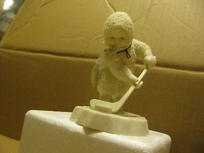 "Department 56 Snowbabies Starlight Games ""Shoot For The Goal"""