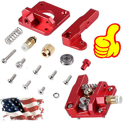 Upgrade Aluminum Extruder Drive Feed Frame For Creality CR-10 Series 3D Printer