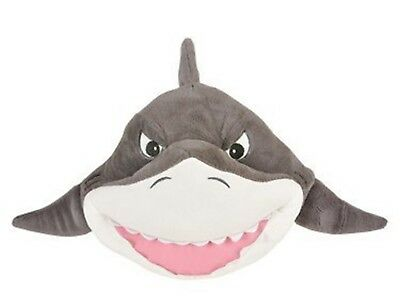 One Plush Great White Shark Plush Throw Pillow 11 Rm2855 14 97